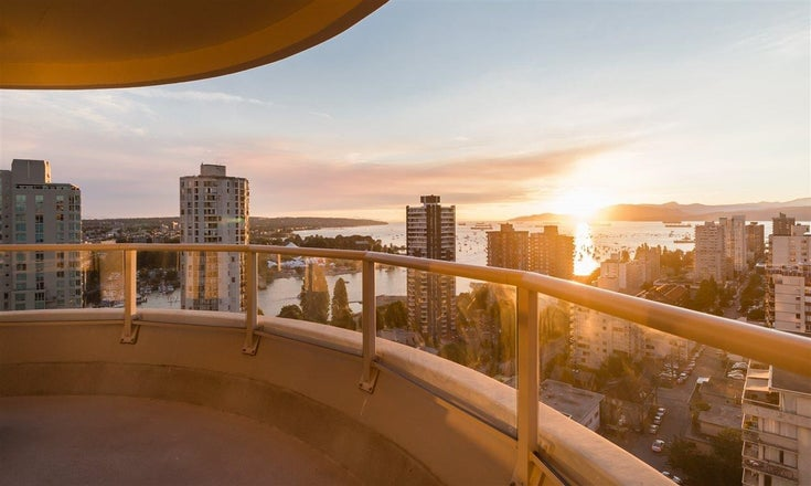 902 1020 HARWOOD STREET - West End VW Apartment/Condo for sale, 2 Bedrooms (R2602760)