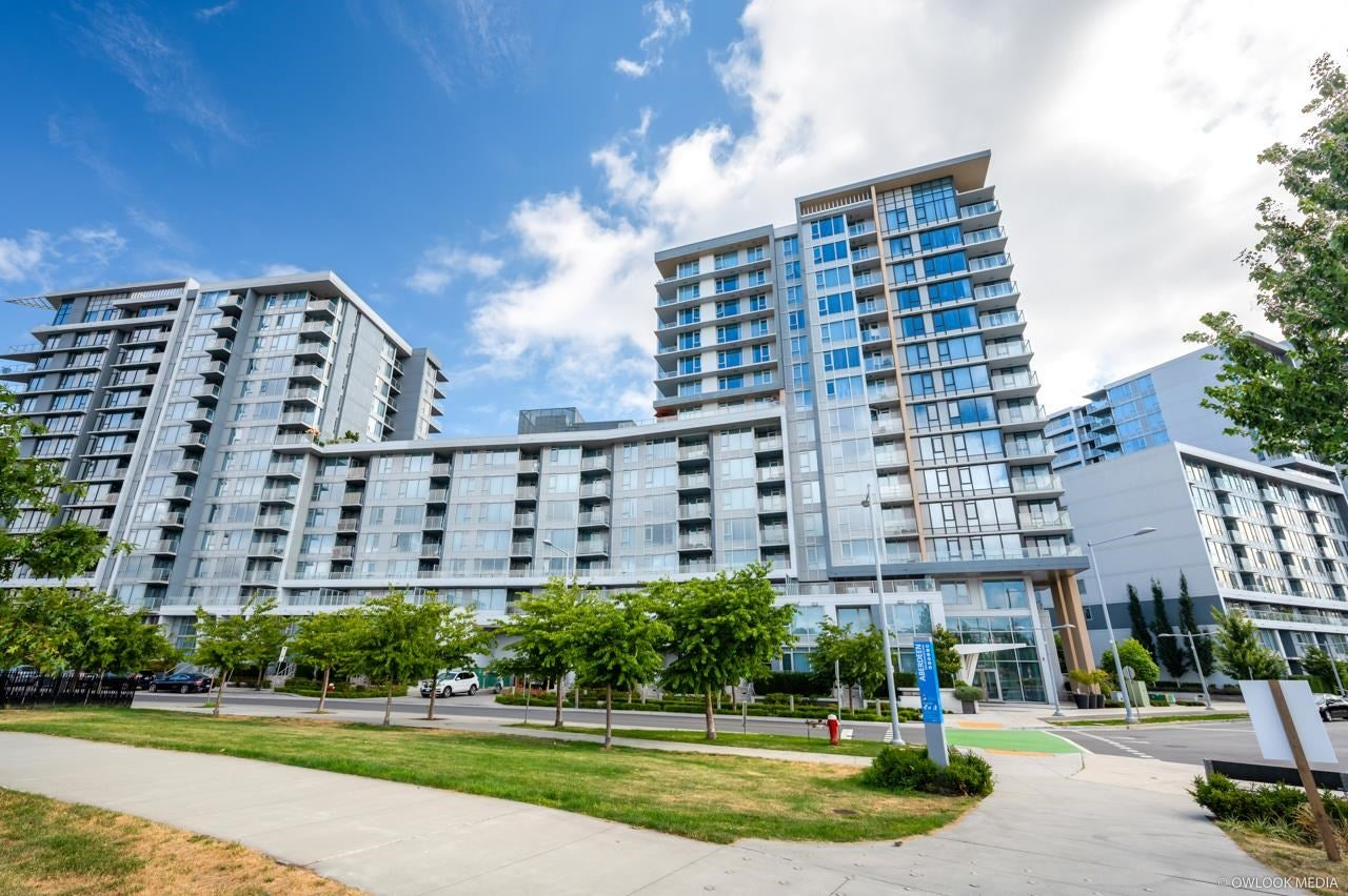 1502 3331 BROWN ROAD - West Cambie Apartment/Condo for sale, 1 Bedroom (R2602764)