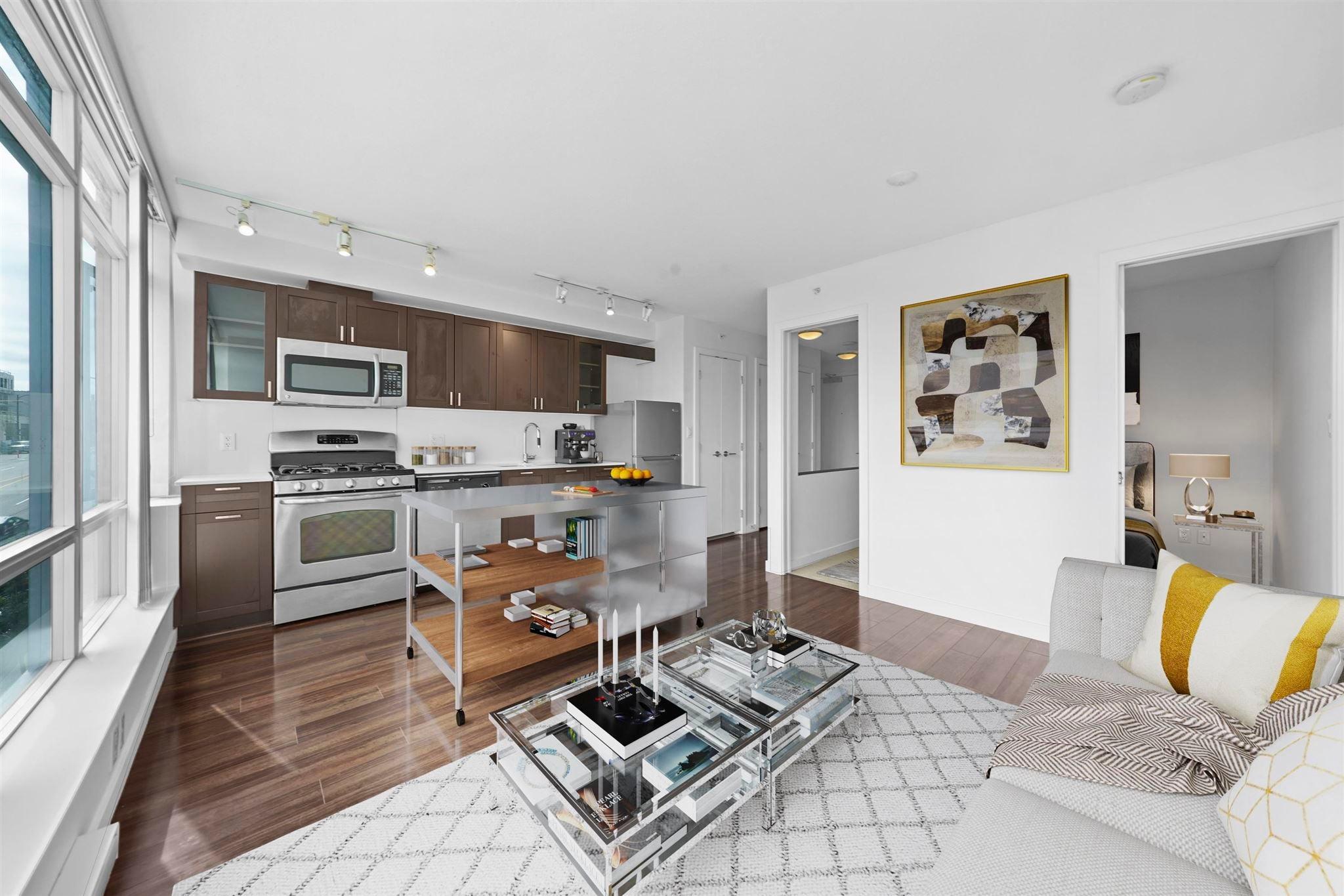 208 4818 ELDORADO MEWS - Collingwood VE Apartment/Condo for sale, 1 Bedroom (R2602772) - #1