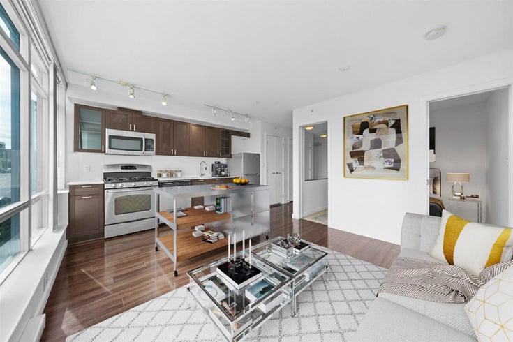 208 4818 ELDORADO MEWS - Collingwood VE Apartment/Condo for sale, 1 Bedroom (R2602772)