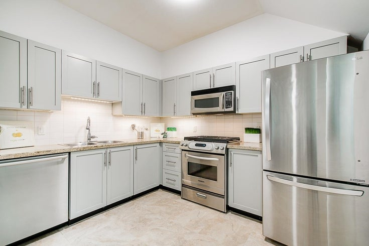 305 4468 ALBERT STREET - Vancouver Heights Townhouse for sale, 2 Bedrooms (R2602774)