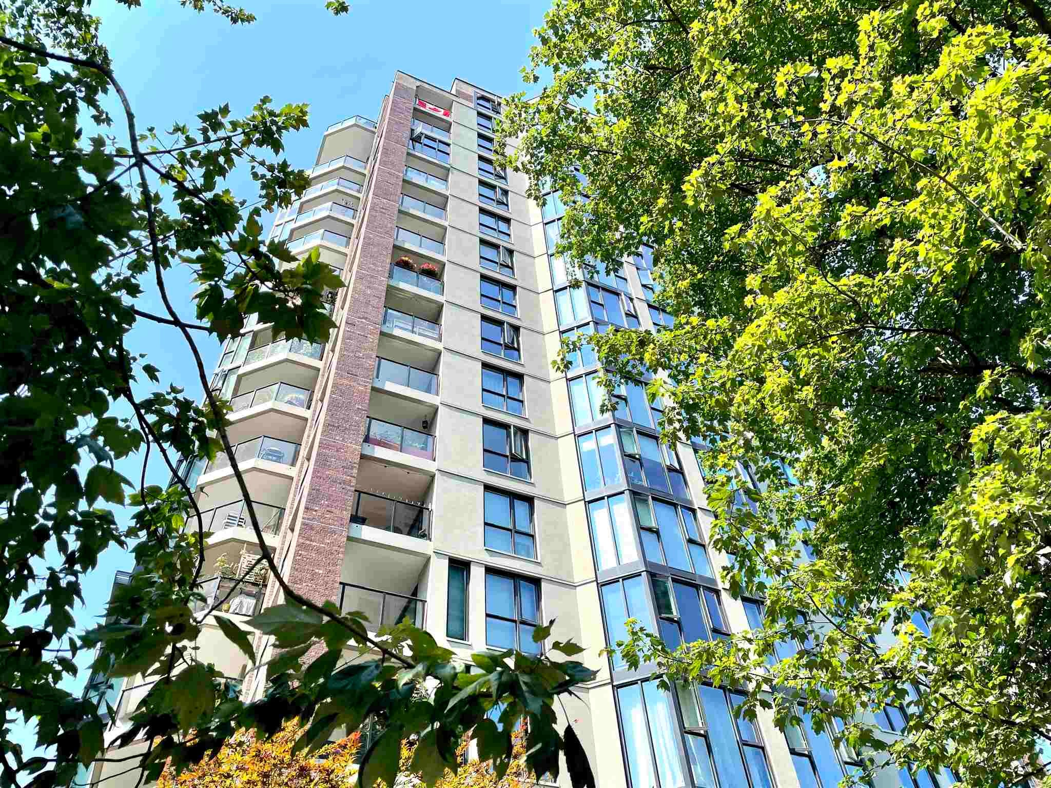 1703 1010 BURNABY STREET - West End VW Apartment/Condo for sale, 2 Bedrooms (R2602779)