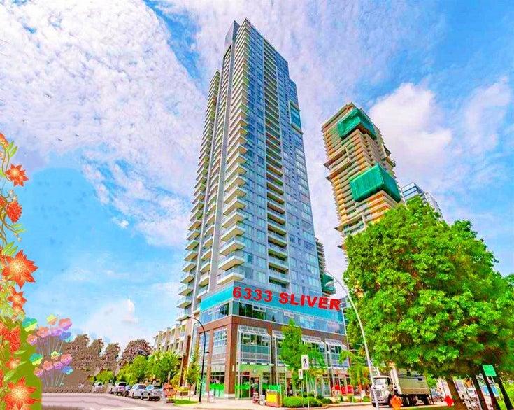 2705 6333 SILVER AVENUE - Metrotown Apartment/Condo for sale, 2 Bedrooms (R2602783)