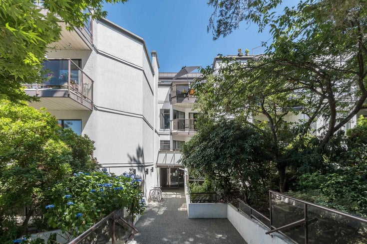108 2222 PRINCE EDWARD STREET - Mount Pleasant VE Apartment/Condo for sale, 1 Bedroom (R2602786)