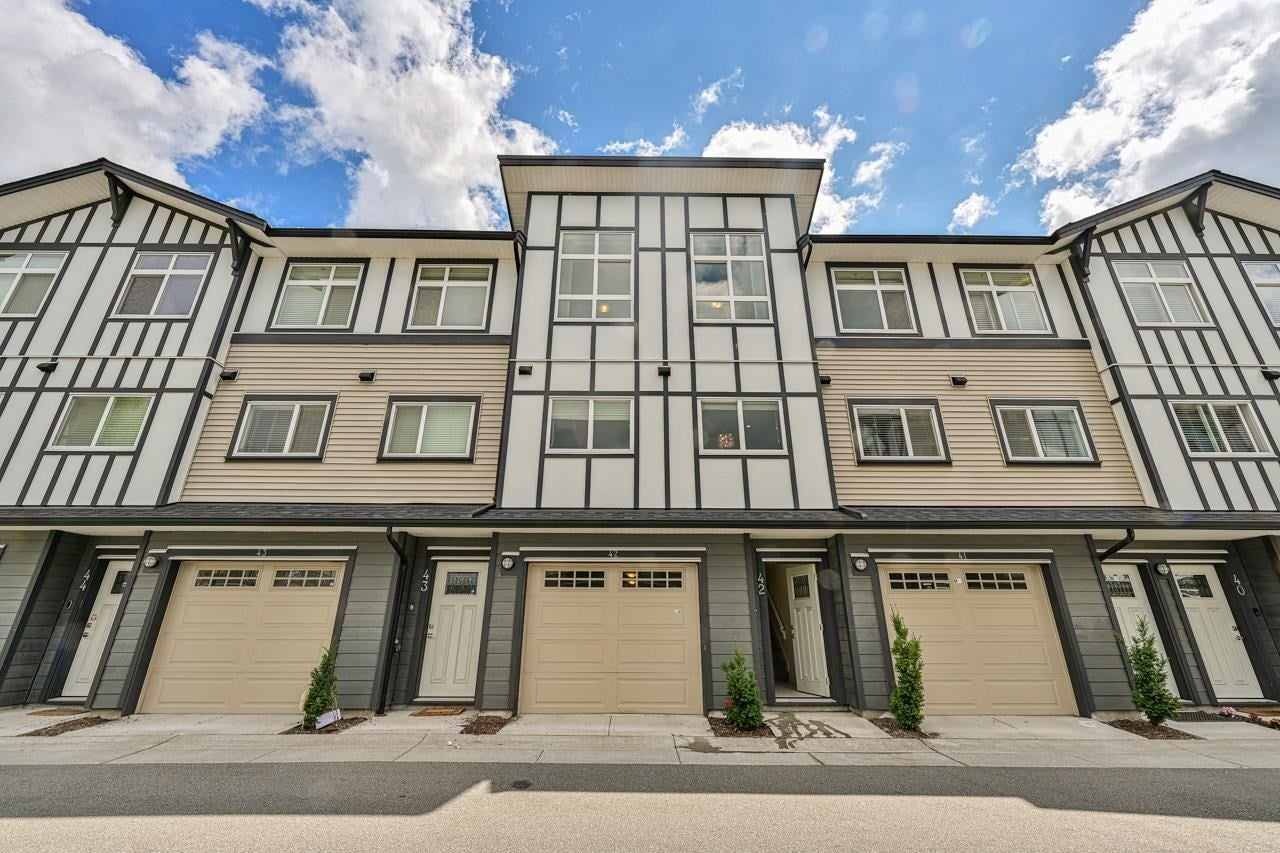 42 9680 ALEXANDRA ROAD - West Cambie Townhouse for sale, 3 Bedrooms (R2602823)