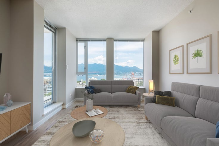 2106 550 TAYLOR STREET - Downtown VW Apartment/Condo for sale, 1 Bedroom (R2602844)