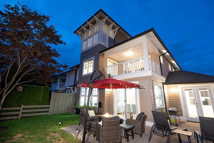 31 19452 FRASER WAY - South Meadows Townhouse for sale, 3 Bedrooms (R2602857)
