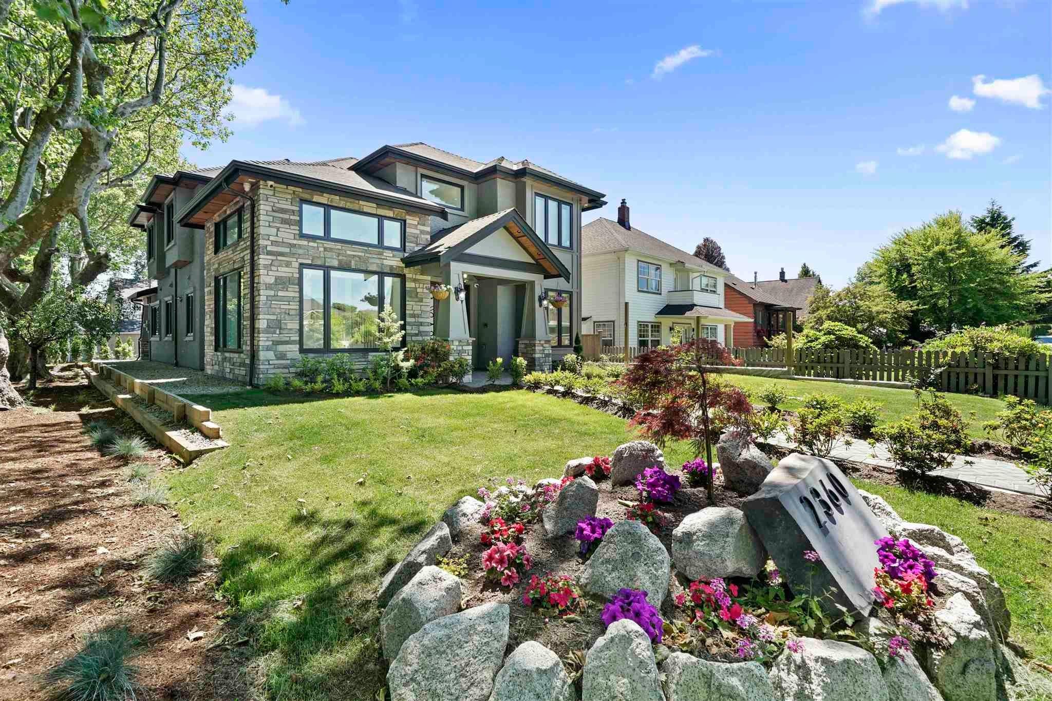 2360 DOUGLAS CRESCENT - Sea Island House/Single Family for sale, 5 Bedrooms (R2602865)
