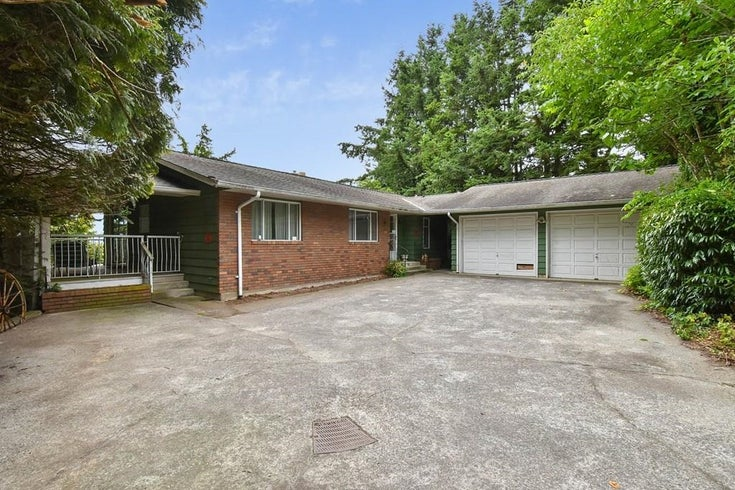 35176 MARSHALL ROAD - Abbotsford East House with Acreage for sale, 2 Bedrooms (R2602870)