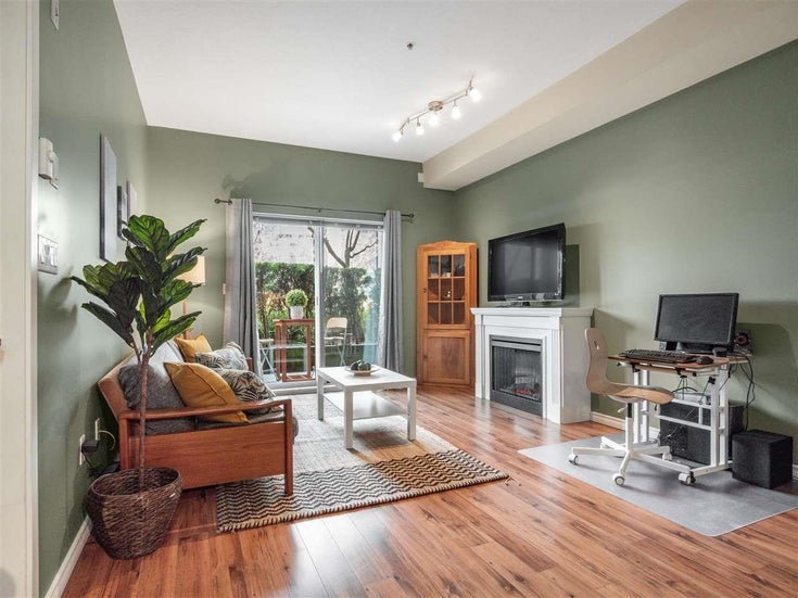 109 10088 148 STREET - Guildford Apartment/Condo for sale, 1 Bedroom (R2602874)