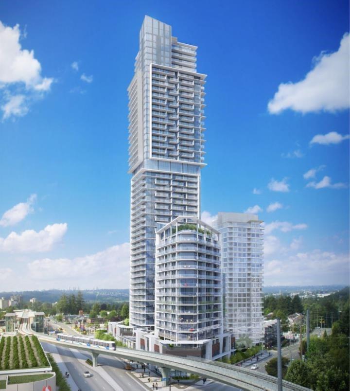 4603 567 CLARKE ROAD - Coquitlam West Apartment/Condo for sale, 3 Bedrooms (R2602892)