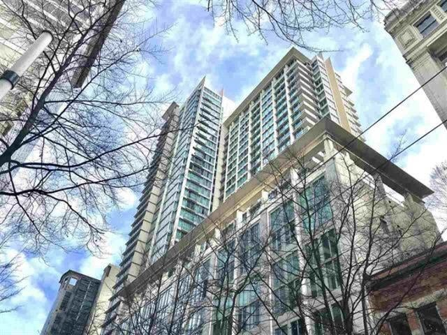 1014 610 GRANVILLE STREET - Downtown VW Apartment/Condo for sale, 1 Bedroom (R2602905)