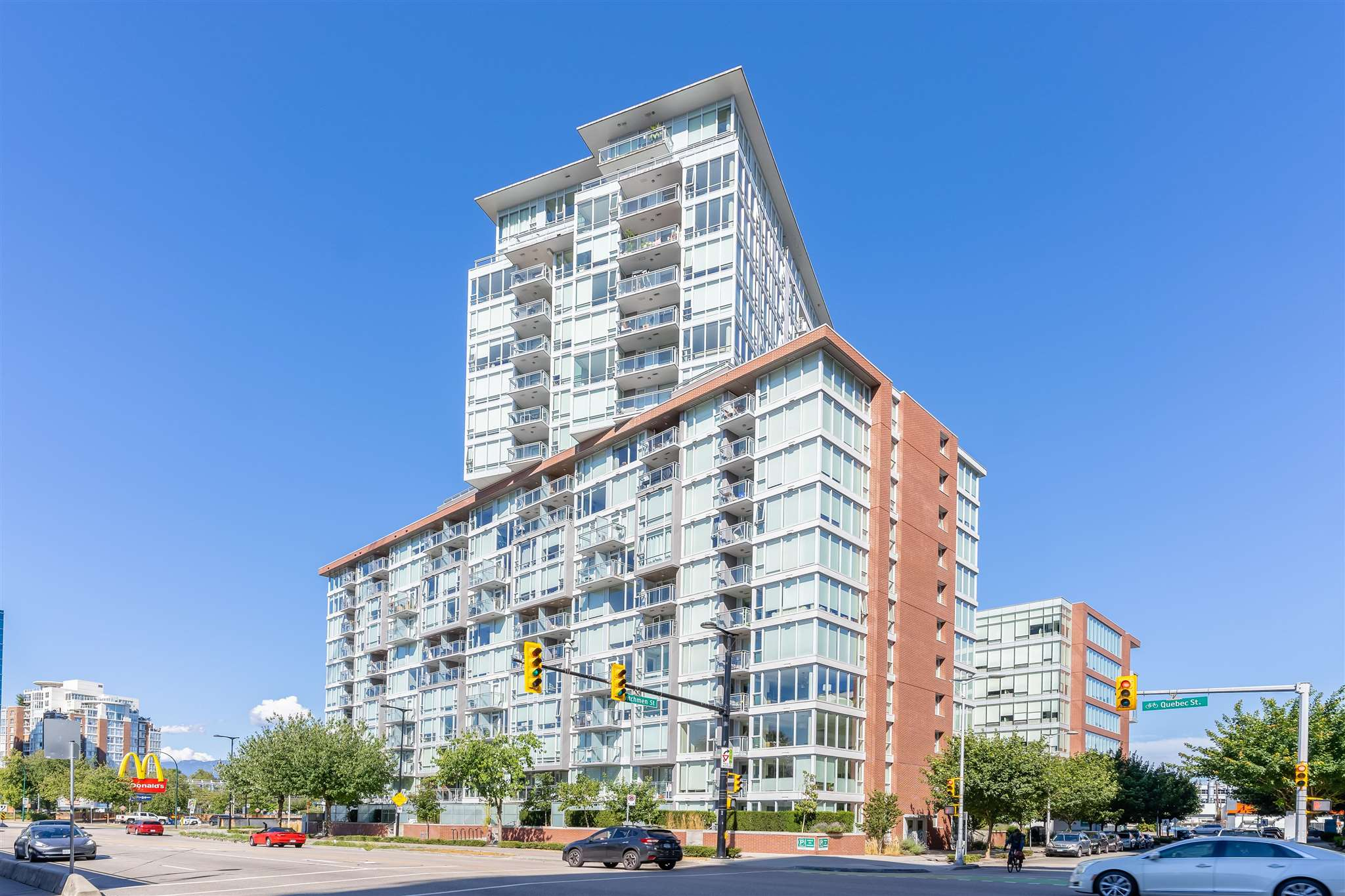1102 1618 QUEBEC STREET - Mount Pleasant VE Apartment/Condo for sale, 2 Bedrooms (R2602911) - #1
