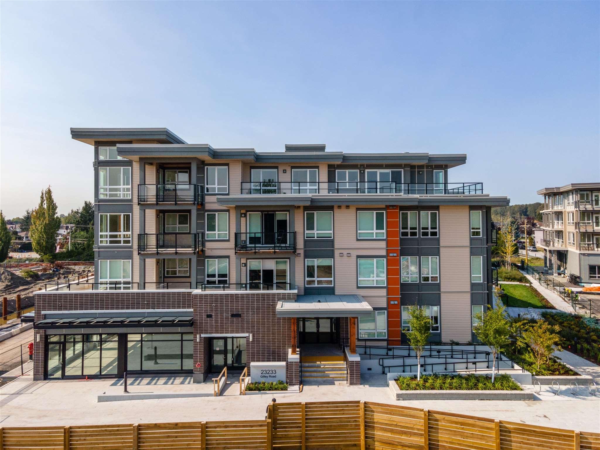 104 23233 GILLEY ROAD - Hamilton RI Apartment/Condo for sale, 2 Bedrooms (R2602917)
