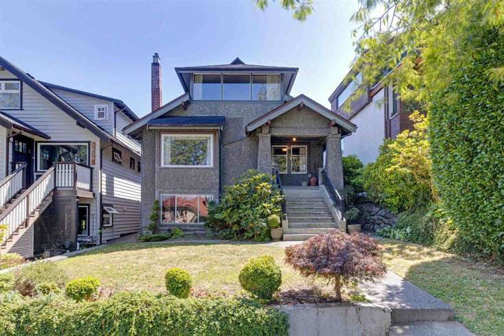 3838 W 11TH AVENUE - Point Grey House/Single Family for sale, 4 Bedrooms (R2602940)