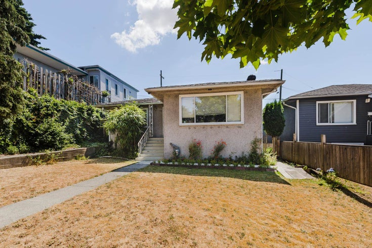 1548 E 41ST AVENUE - Knight House/Single Family for sale, 4 Bedrooms (R2602941)