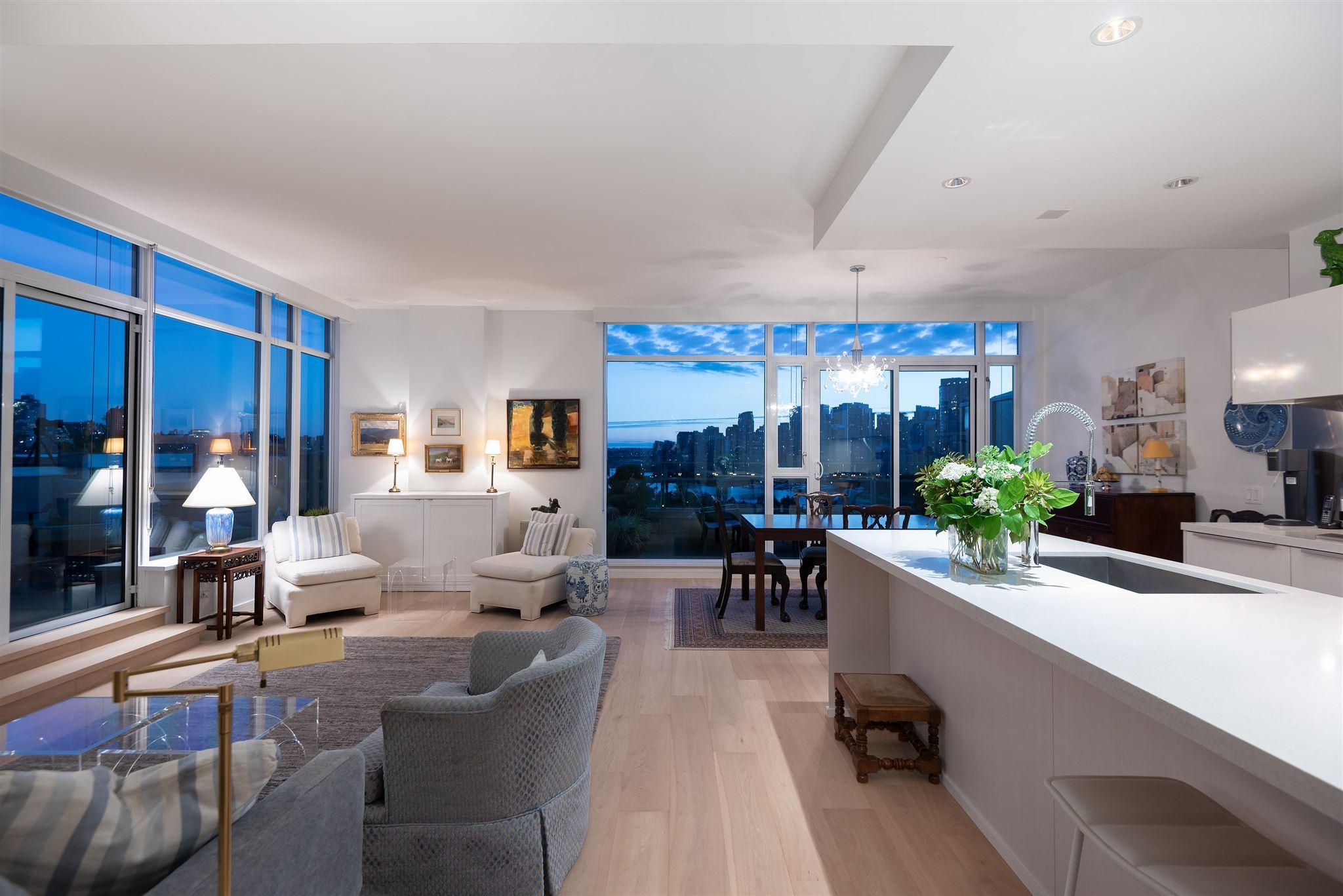 1002 1616 COLUMBIA STREET - False Creek Apartment/Condo for sale, 2 Bedrooms (R2602964) - #1