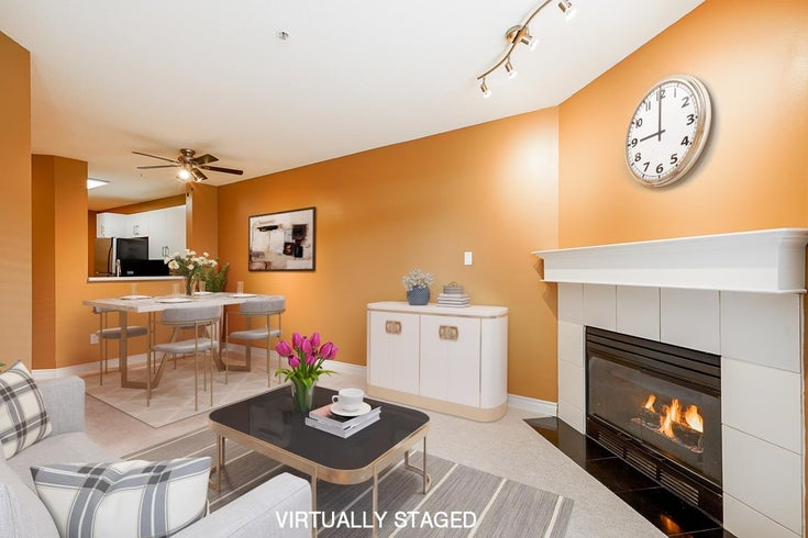112 509 CARNARVON STREET - Downtown NW Apartment/Condo for sale, 1 Bedroom (R2602979)