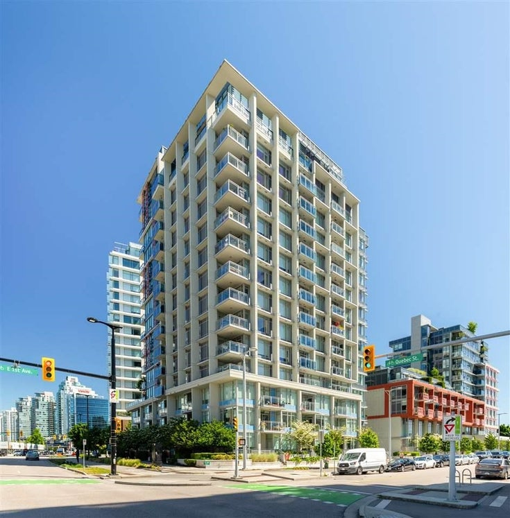 211 111 E 1ST AVENUE - Mount Pleasant VE Apartment/Condo for sale, 2 Bedrooms (R2602980)