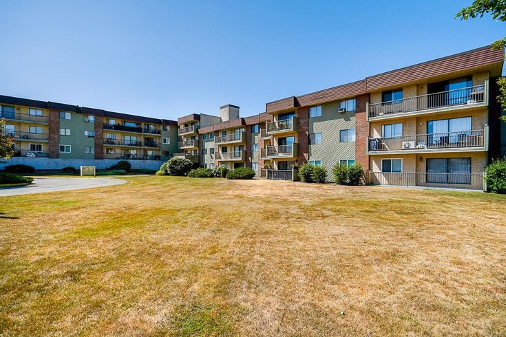 302 45598 MCINTOSH DRIVE - Chilliwack W Young-Well Apartment/Condo for sale, 1 Bedroom (R2602988)