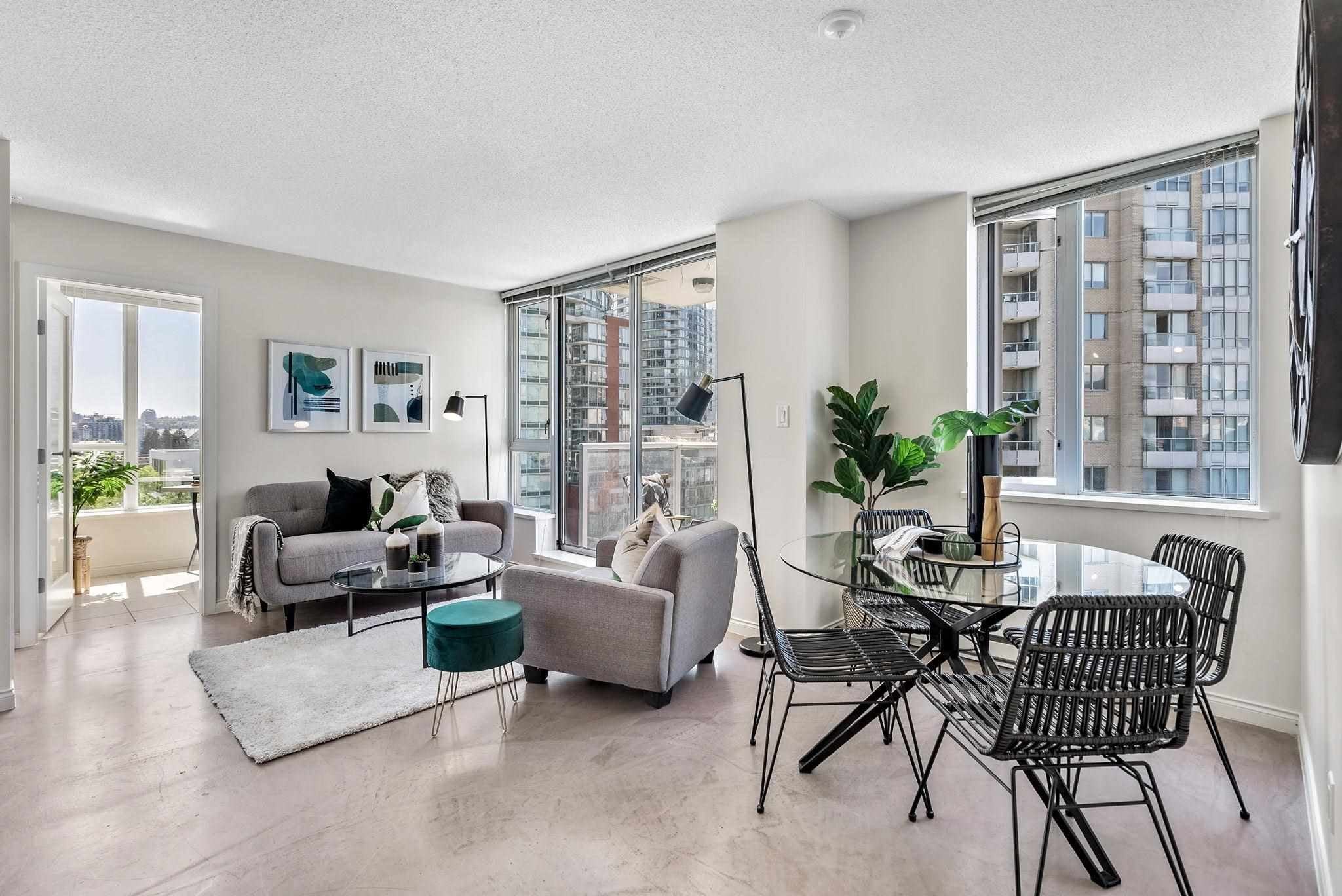 802 550 TAYLOR STREET - Downtown VW Apartment/Condo for sale, 2 Bedrooms (R2603014) - #1