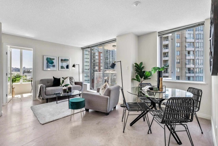 802 550 TAYLOR STREET - Downtown VW Apartment/Condo for sale, 2 Bedrooms (R2603014)