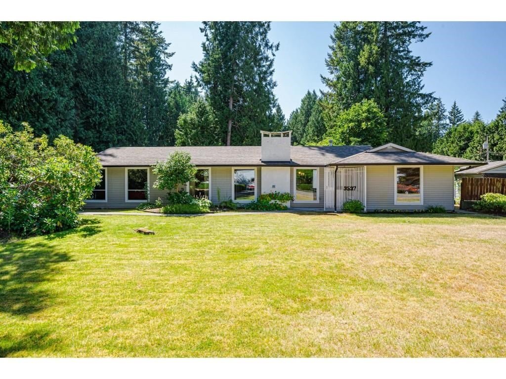 3537 199A STREET - Brookswood Langley House/Single Family for sale, 3 Bedrooms (R2603025) - #1