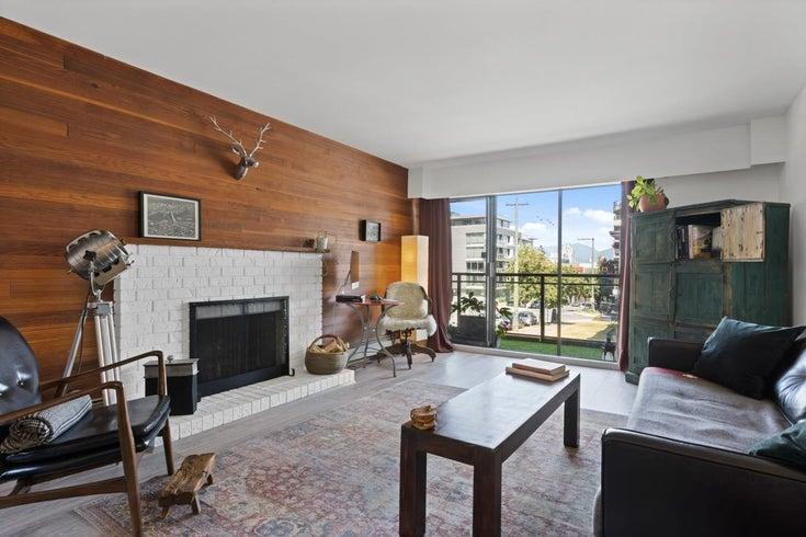 211 319 E 7TH AVENUE - Mount Pleasant VE Apartment/Condo for sale, 2 Bedrooms (R2603028)