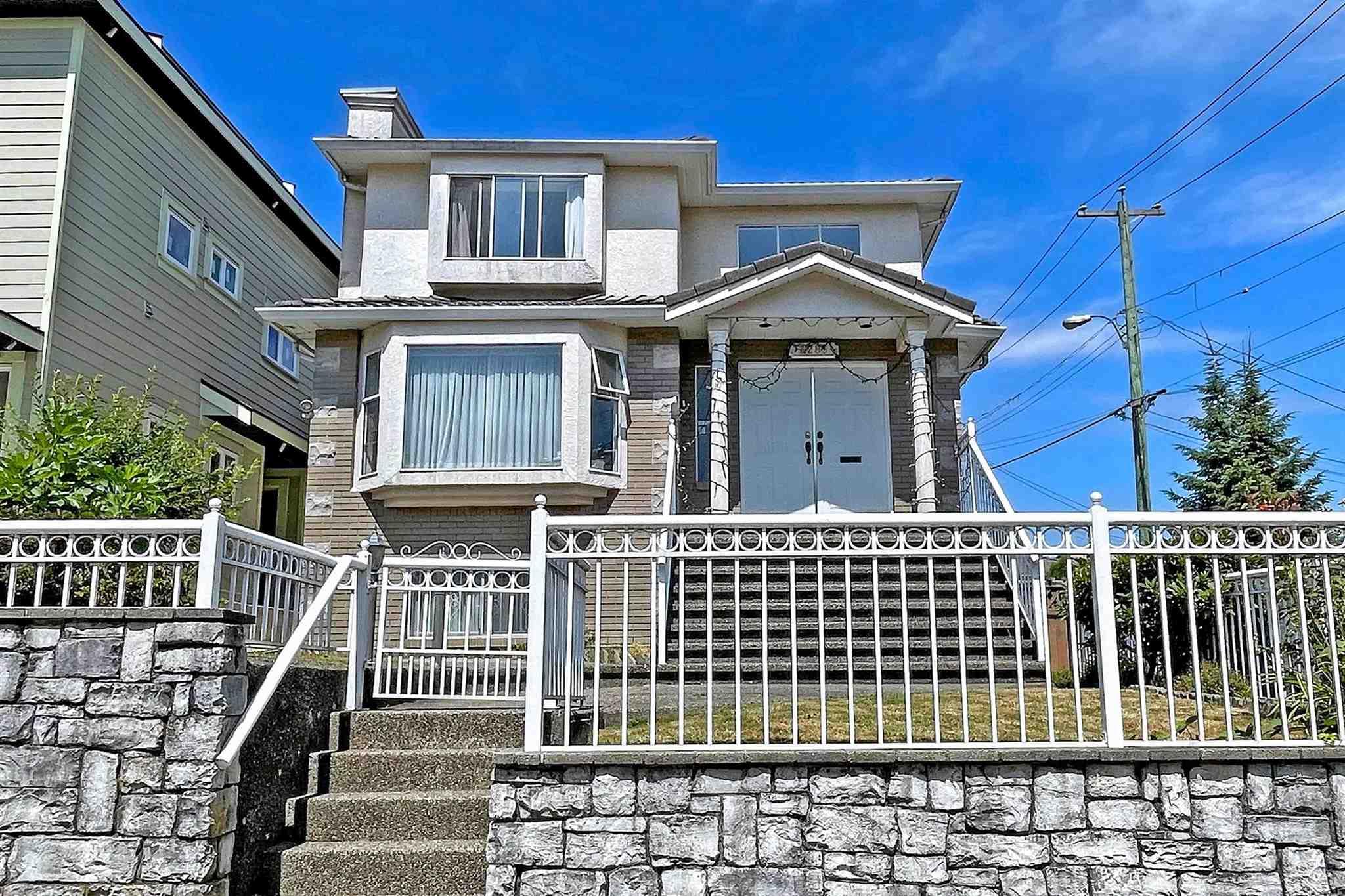 3289 E 7TH AVENUE - Renfrew VE House/Single Family for sale, 6 Bedrooms (R2603037) - #1