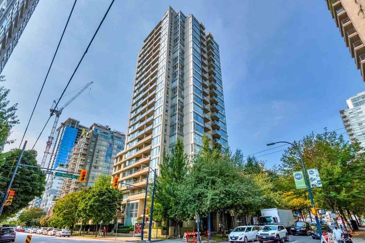 2001 1001 RICHARDS STREET - Downtown VW Apartment/Condo for sale, 1 Bedroom (R2603046)