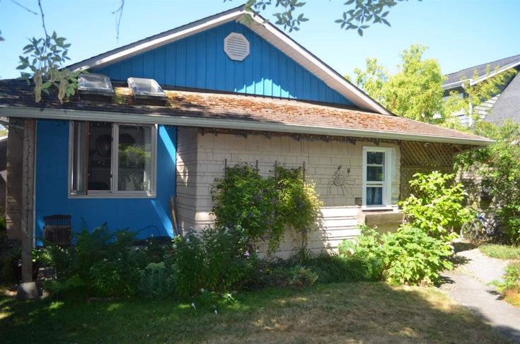 2801 GORDON AVENUE - Crescent Bch Ocean Pk. House/Single Family for sale, 3 Bedrooms (R2603059)