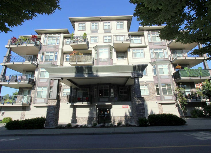 302 9060 BIRCH STREET - Chilliwack W Young-Well Apartment/Condo for sale, 1 Bedroom (R2603096)