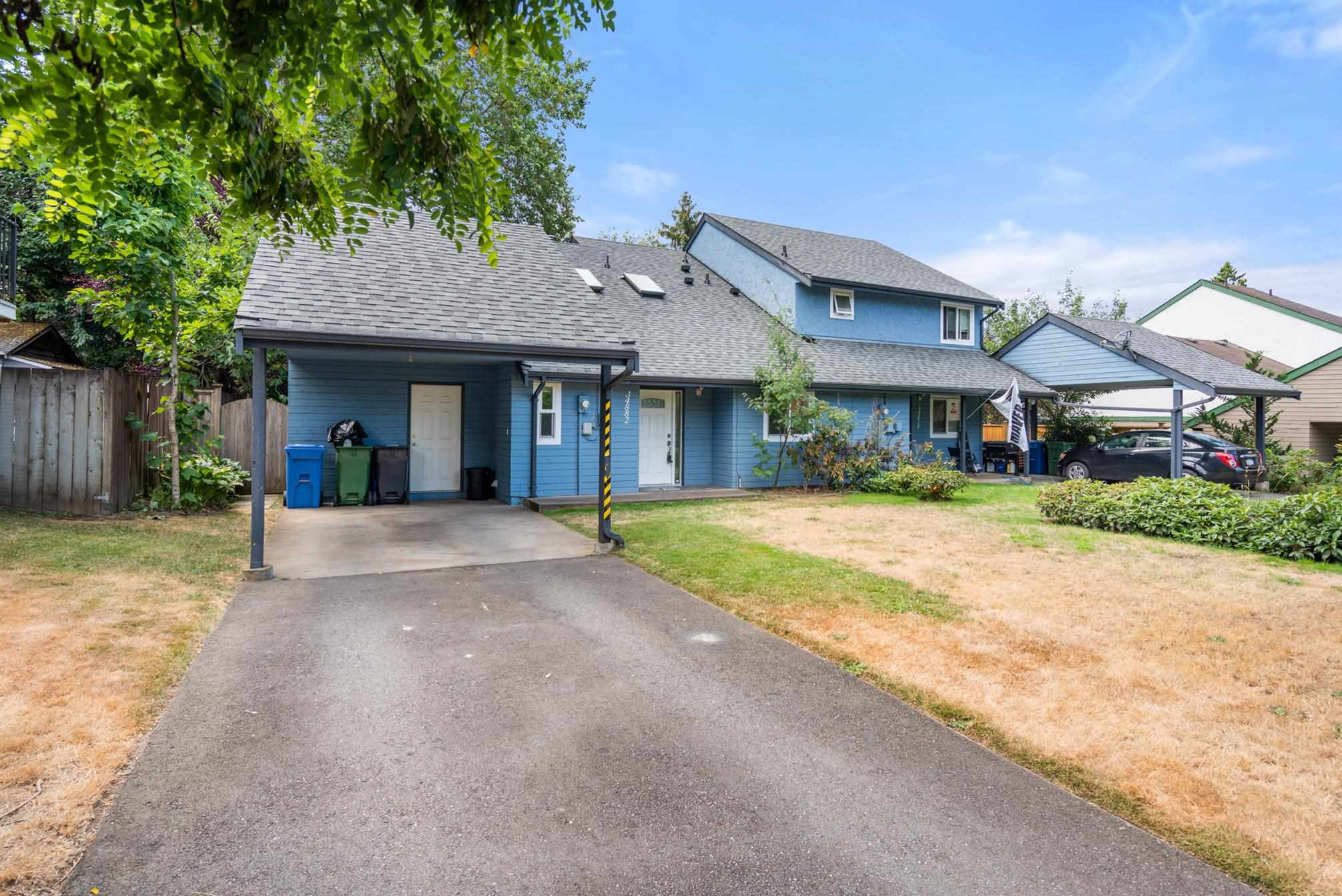 34882 GLENN MOUNTAIN DRIVE - Abbotsford East 1/2 Duplex for sale, 3 Bedrooms (R2603098) - #1