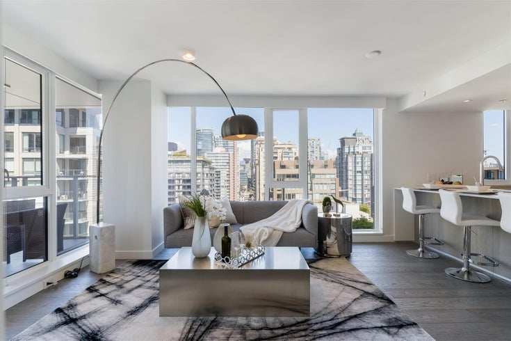 1702 1111 RICHARDS STREET - Yaletown Apartment/Condo for sale, 2 Bedrooms (R2603131)