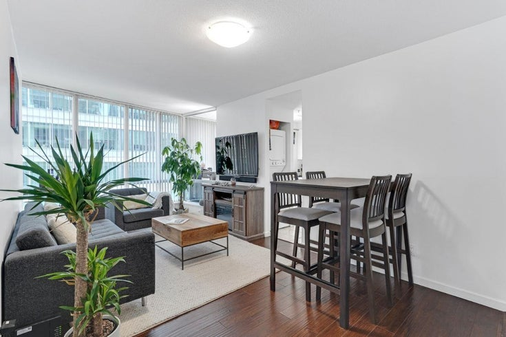 1508 1166 MELVILLE STREET - Coal Harbour Apartment/Condo for sale, 1 Bedroom (R2603141)