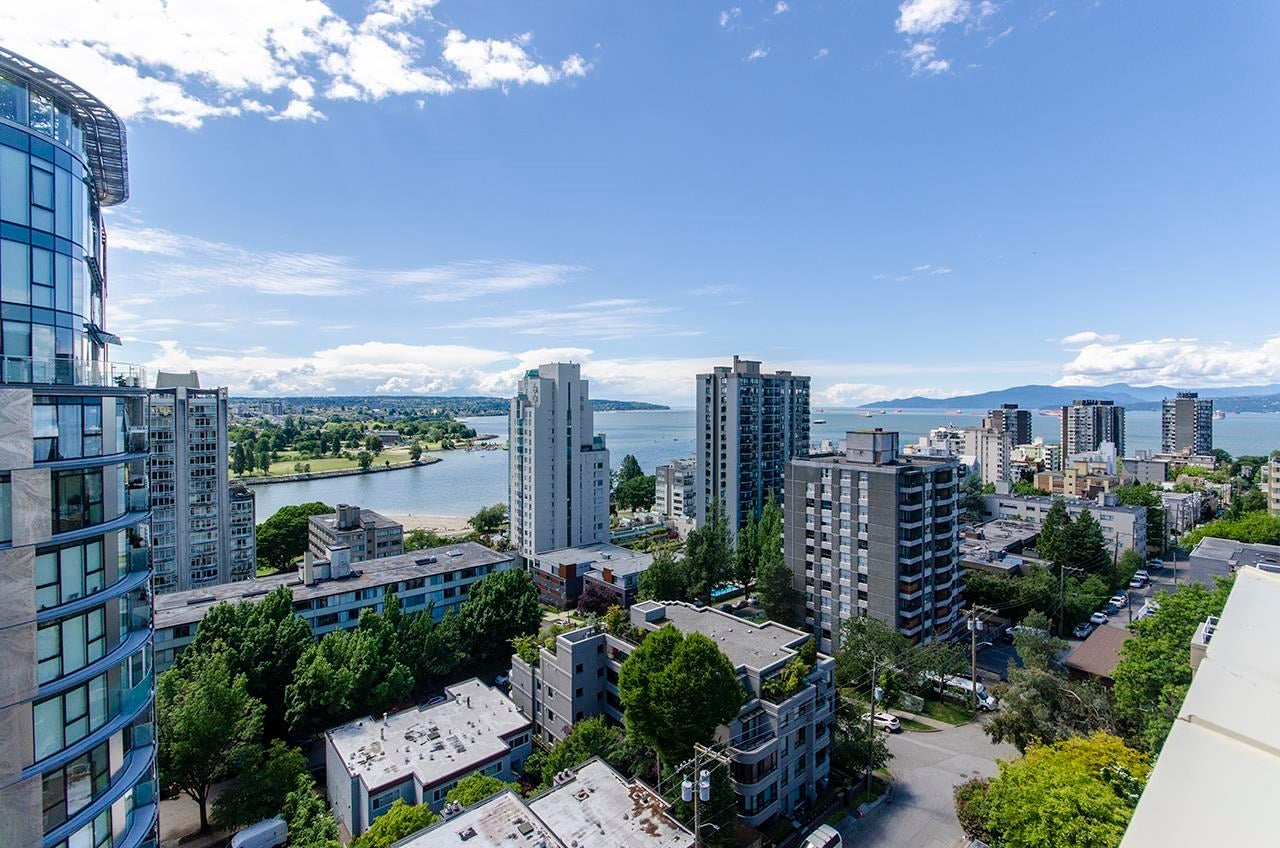 306 1250 BURNABY STREET - West End VW Apartment/Condo for sale, 1 Bedroom (R2603154)