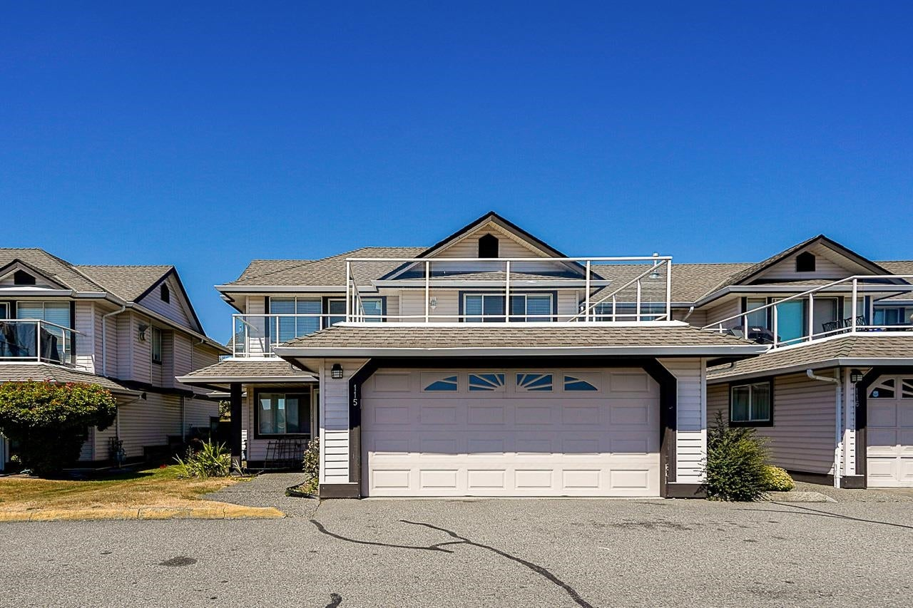 115 3080 TOWNLINE ROAD - Abbotsford West Townhouse for sale, 4 Bedrooms (R2603184) - #1
