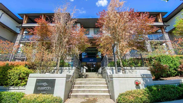 308 617 SMITH AVENUE - Coquitlam West Apartment/Condo for sale, 1 Bedroom (R2603185)