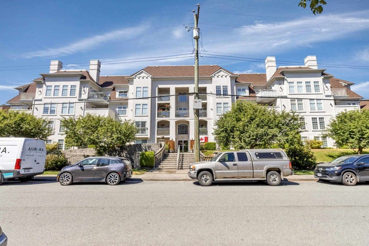 410 1655 GRANT AVENUE - Glenwood PQ Apartment/Condo for sale, 2 Bedrooms (R2603188)
