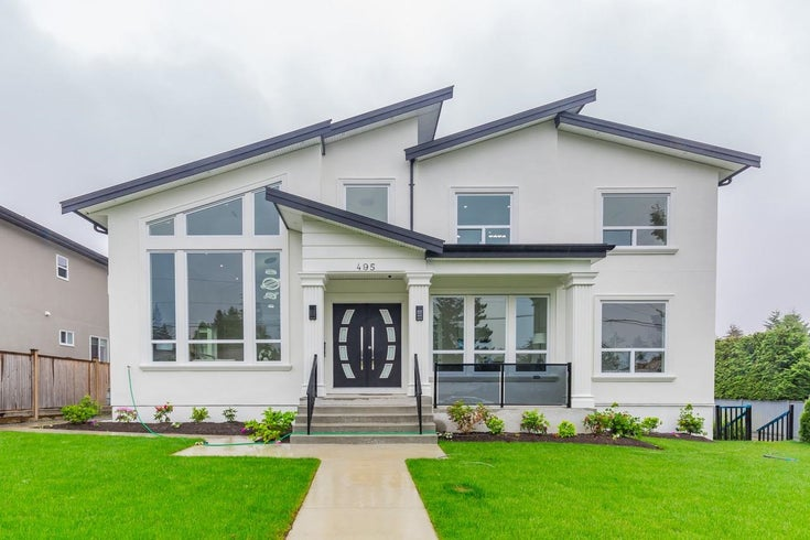 495 MIDVALE STREET - Central Coquitlam House/Single Family for sale, 8 Bedrooms (R2603189)