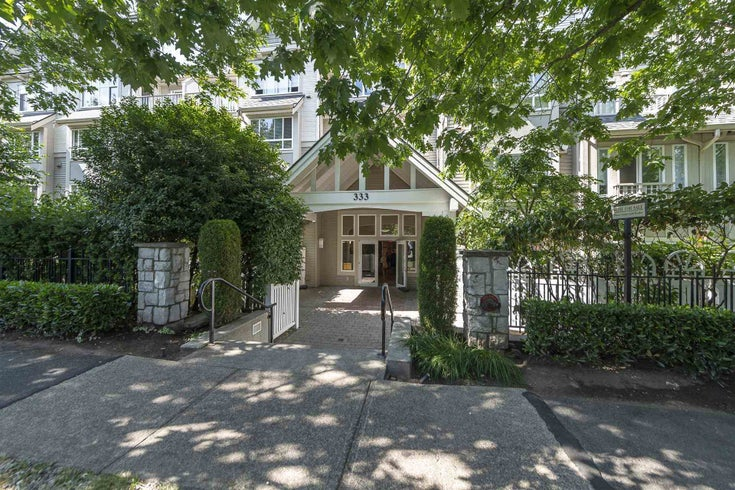 217 333 E 1ST STREET - Lower Lonsdale Apartment/Condo for sale, 1 Bedroom (R2603205)