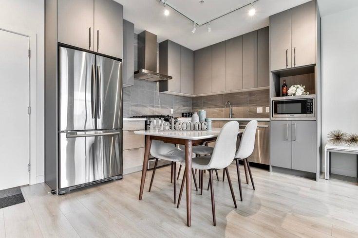 308 603 REGAN AVENUE - Coquitlam West Apartment/Condo for sale, 1 Bedroom (R2603207)
