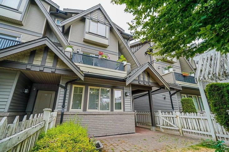 104 13368 72 AVENUE - West Newton Townhouse for sale, 3 Bedrooms (R2603211)