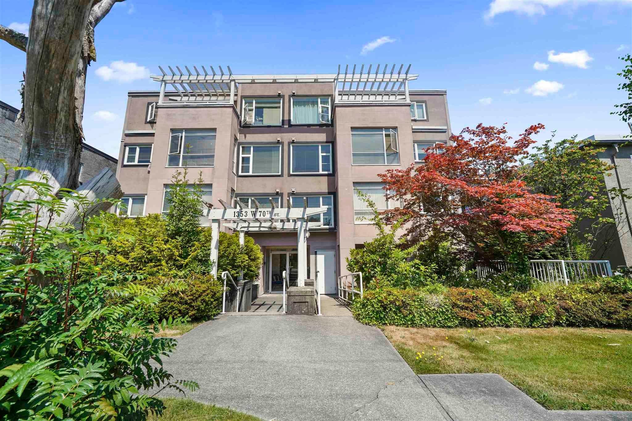 304 1353 W 70TH AVENUE - Marpole Apartment/Condo for sale, 2 Bedrooms (R2603213)