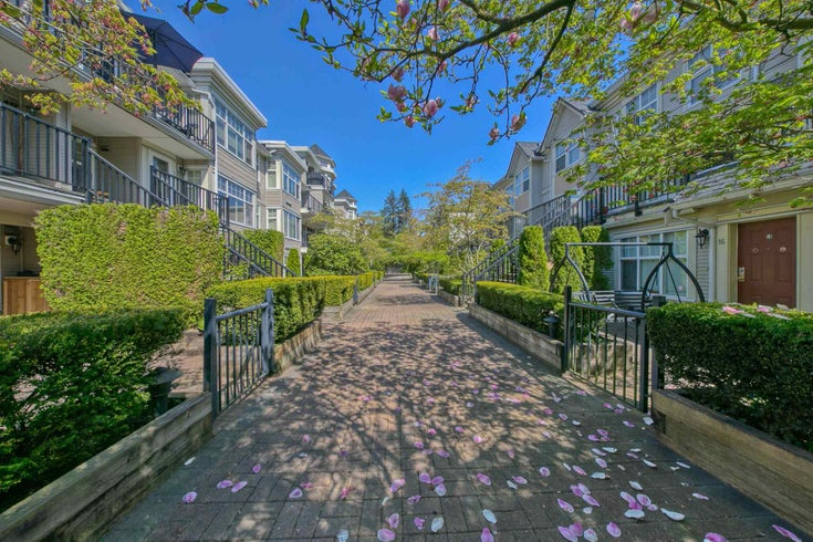 311 7038 21ST AVENUE - Highgate Townhouse for sale, 1 Bedroom (R2603216)