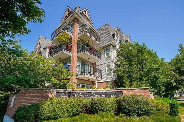 422 17769 57 AVENUE - Cloverdale BC Apartment/Condo for sale, 1 Bedroom (R2603258)