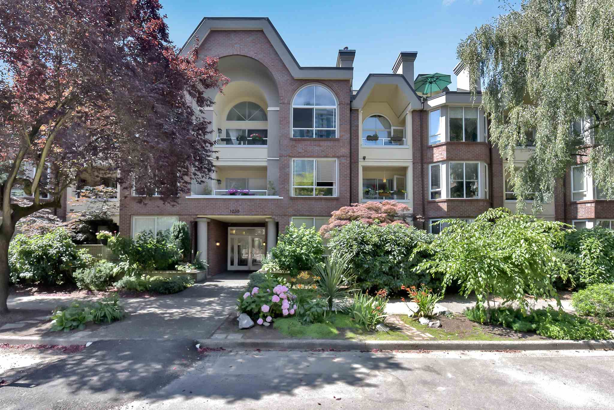 403 1230 HARO STREET - West End VW Apartment/Condo for sale, 2 Bedrooms (R2603271) - #1