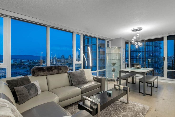 1802 918 COOPERAGE WAY - Yaletown Apartment/Condo for sale, 2 Bedrooms (R2603274)