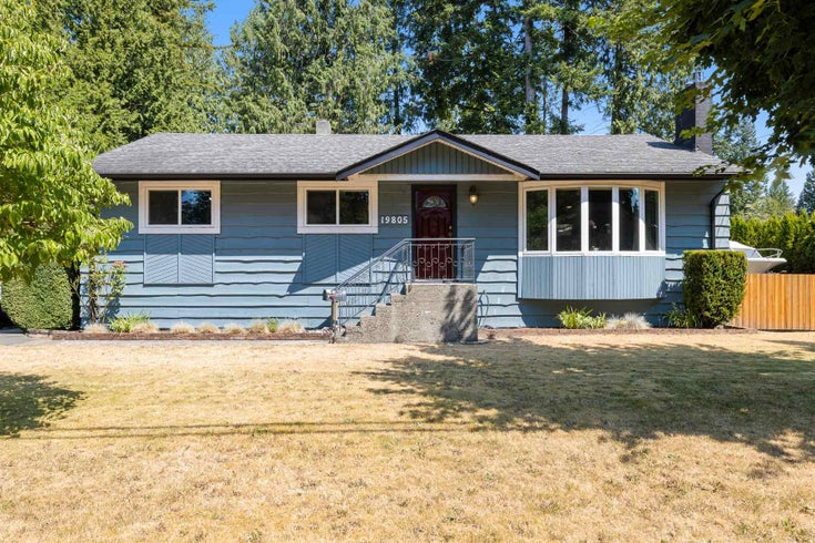 19805 38 AVENUE - Brookswood Langley House/Single Family for sale, 3 Bedrooms (R2603275)