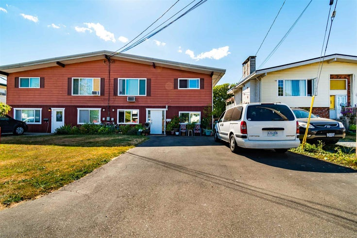 B 8819 WALTERS STREET - Chilliwack E Young-Yale 1/2 Duplex for sale, 4 Bedrooms (R2603279)